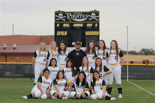 2018-2019 Lady Pirate Softball