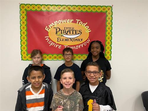 Students recognized for Seven Habits