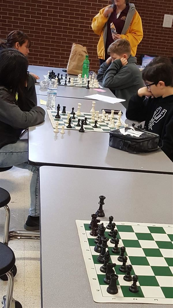 6th Grade Chess