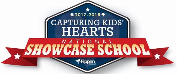 Capturing Kids Hearts Award Logo