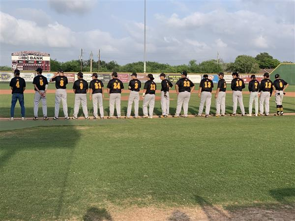 5-3-2019 Varsity Baseball Wins Game 1 of Bi-District Series