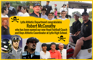 Coach McConathy Photo Montage