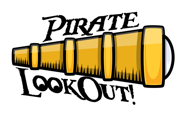 Pirate LookOut! logo