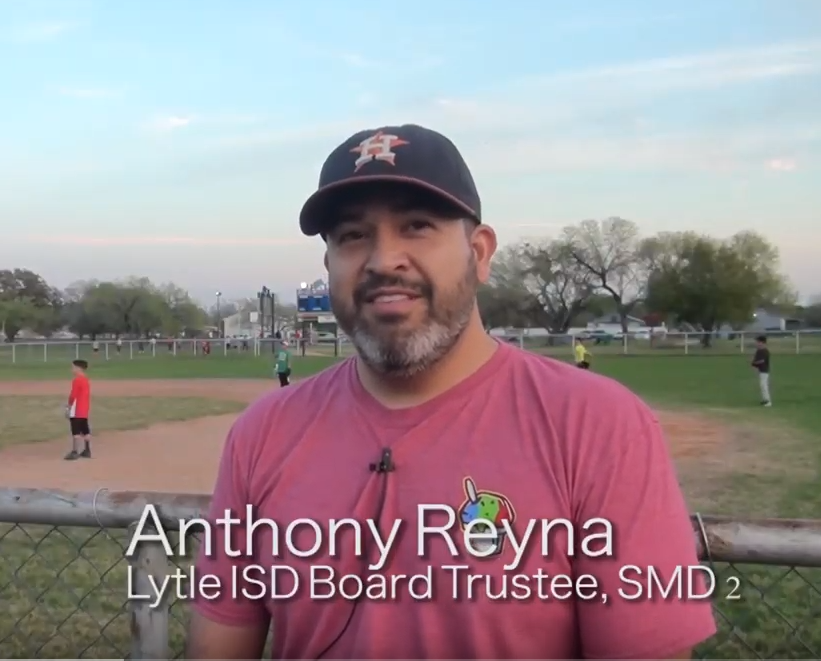 Lytle Board of Trustee, SMD 2 Anthony Reyna