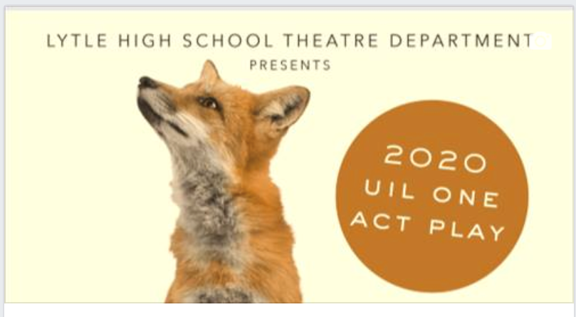 Little Foxes promotional flier