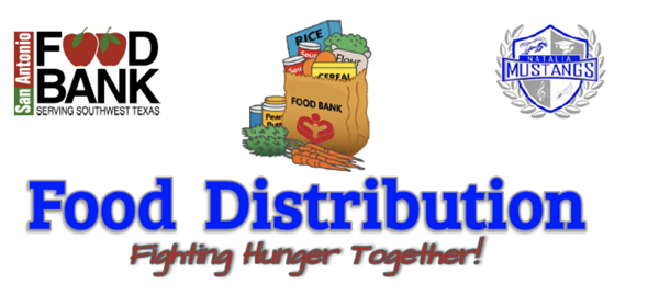 Natalia ISD has partnered with the San Antonio Food Bank to host a COVID Food Distribution.