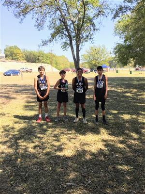 Boys Medalists