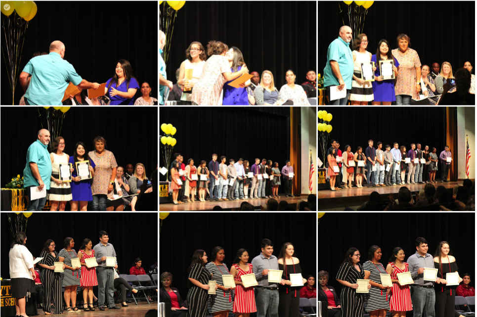 Senior Awards Night 5-21-2019